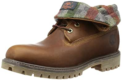 Timberland Roll Top FTB_Roll Top L/F AF 6750R, Herren Desert Boots, Wheat, EU 40 (US 7)
