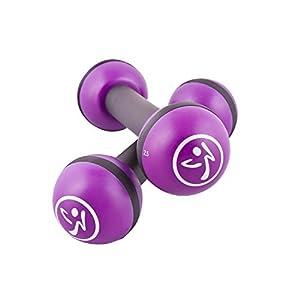 Zumba Fitness Toning Sticks, 1-Pound, Multi