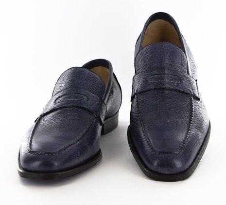 8d2b224a74c42 New Sutor Mantellassi Dark Blue Shoes 10 9 - Maureen M. Magnusongez