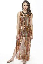 Divaat Of Prints Maxi Dress