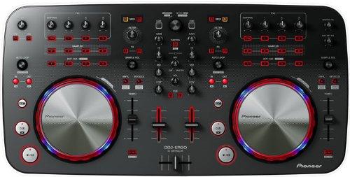 Pioneer Ddjergov Mixer 2Canali Aux Usb+Virtual Dj Limited Ed.Bianco