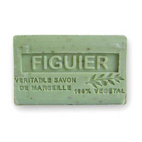 (南仏産マルセイユソープ)SAVON de Marseille イチジクの香り(SP032)(125g)