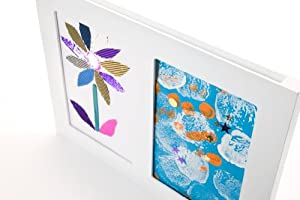 Articulate Gallery Double Gallery Frame, 9 by 12-Inch