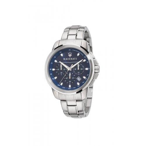 Reloj Maserati Successo R8873621002 Hombre Azul Cronógrafo