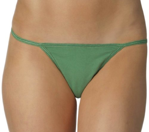Bella Cotton Spandex Ladies Thong Bikini Underwear. 301