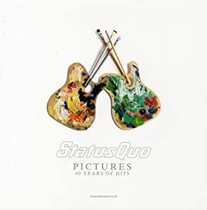 Status Quo - Pictues-40 Years Of Hits (earBOOK + 4CDs)