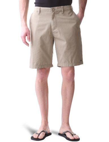 Quiksilver Miner Road Men's Shorts Chino Beige Small