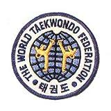 The World Taekwondo Federation Patch