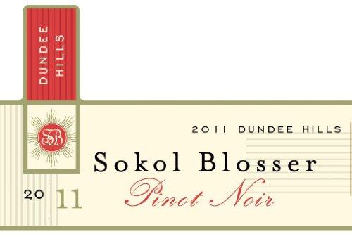 2011 Sokol Blosser Dundee Hills Pinot Noir 750 Ml