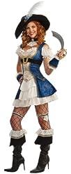 Rubie's Costume Women's Bonnie Blue Adult Pirate