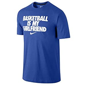 Nike Basketball Is My Girlfriend T-Shirt