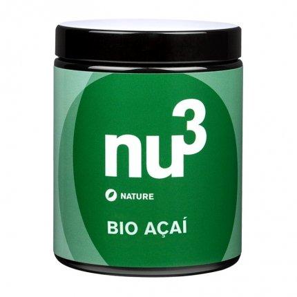 nu3 Bio Acai, Pulver, (12,29 EUR/100g), 65 g