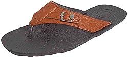 Guardian Boys Multi Leather Slippers - 7 UK