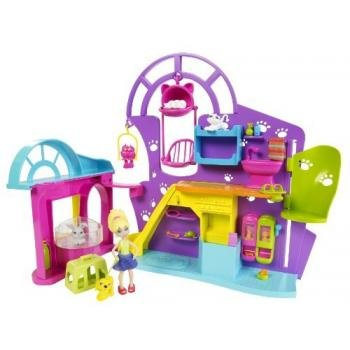 Polly Pocket Playtime Doll Pet Shop Amazon.com