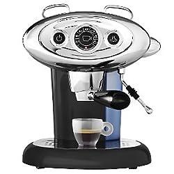 illy Francis Francis X7 Espresso Machine (Black
