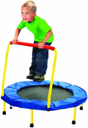 Best Review Of Fold & Go Trampoline