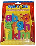 Educational Toys : 26 Magnetic Plastic Letters [Toy]