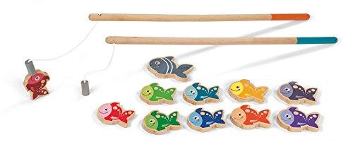 Janod - Juego de pescar (J03062)