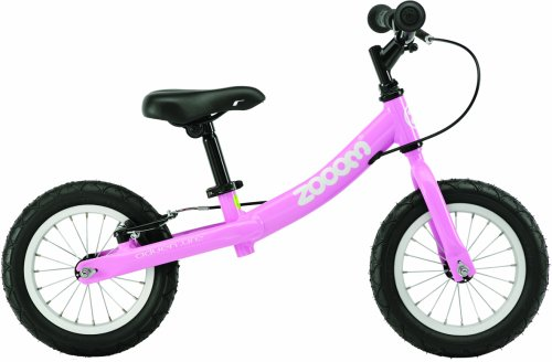 Adventure Zooom Beginner Bike - Pink