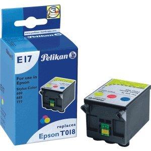 Cartouche d'encre Epson T018401 Pelikan 337542