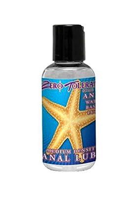Zero Tolerance Toys Anal Lube Water Based 2oz