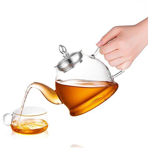 Заварник Hiware Glass Teapot with