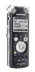 Olympus LS-10 Linear PCM Recorder