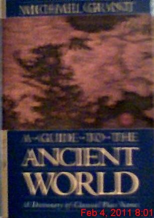 A guide to the ancient world