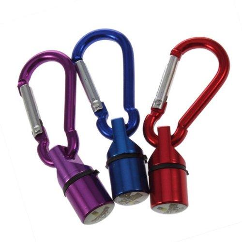 Pet Dog Cat Flash Led Light Lamp Safety Flashing Blinker Collar Tag Pendant-Color Random front-862740