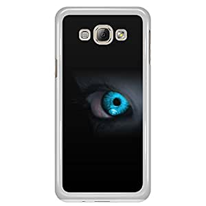 a AND b Designer Printed Mobile Back Cover / Back Case For Samsung Galaxy A8 (SG_A8_826)