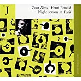 echange, troc Zoot Sims, Benoît Quersin - Night Session In Paris