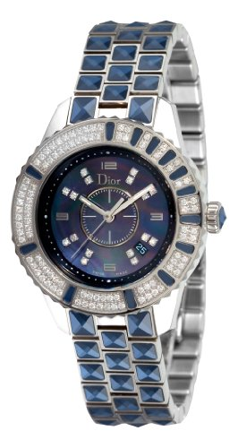 Christian Dior da donna CD11311GM001 Christal Diamond da uomo orologio