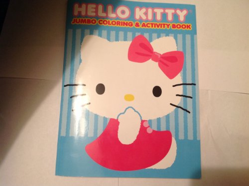 Hello Kitty Jumbo Coloring & Activity Book [Paperback] by Bendon - 1