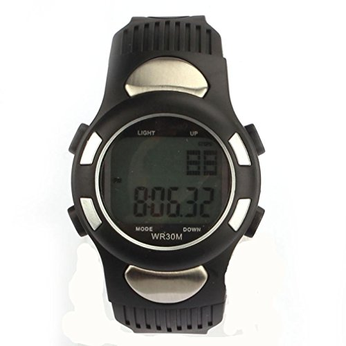 familizo-fitness-3d-pedometer-calories-counter-sport-watch-pulse-heart-rate-monitor-silver