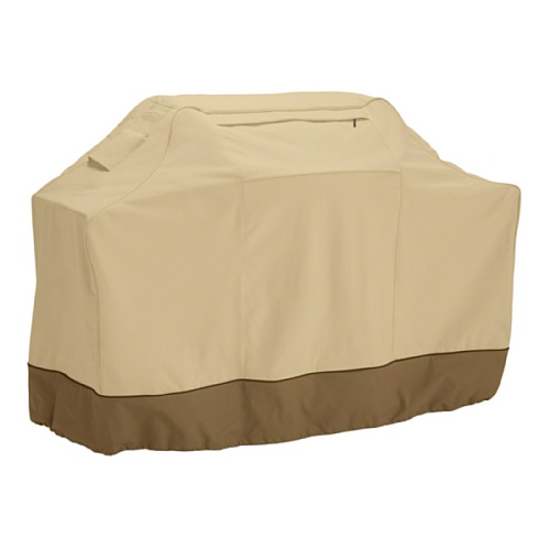 Why Choose Veranda Cart Barbecue Cover, X-Large, Pebble, up to 70-inches Wide