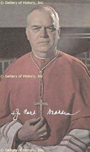 John Cardinal Dearden - Photograph Signed - Autographed College Photos by Sports+Memorabilia