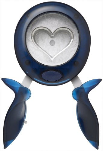 Fiskars 12-73087097 Squeeze Paper Punch, Large, That's Amore, Heart, 1-1/2-Inch 12-73087097J FISKARS