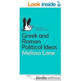 Greek and Roman Political Ideas: A Pelican Introduction (Pelican Books)