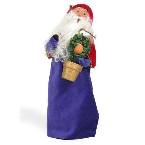 Byers Choice Partridge in a Pear Tree Santa