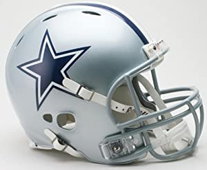 Buy Riddell Dallas Cowboys Revolution Authentic Pro Helmet Authentic by Riddell