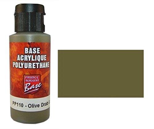 Vallejo Us Olive Drab Primer Acrylic Polyurethane, 60ml