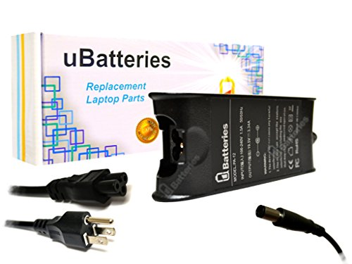 Click to buy UBatteries Laptop AC Adapter Charger Dell Inspiron Zino HD PP42L 0PP42L OPP42L C120H 0C120H OC120H 330-4113 PA-1900-02D PA-1900-02D2 PA-1900-04 - 65W, 19.5V - From only $106.04