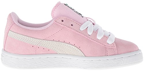puma suede classic kids pink