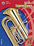 img - for Band Expressions, Book Two: Student Edition Tuba Book and CD book / textbook / text book