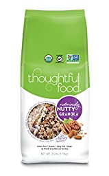 Giddy Up & Go Granola, Notoriously Nutty, Bulk, 2.5 Pound