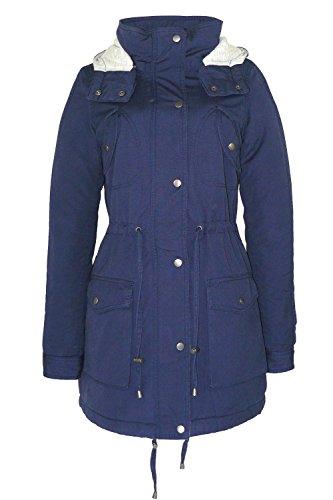 Vero ModaDamen Jacke Blau Blau