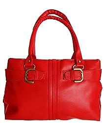 Arc H&H Women Handbag Buckle - Red