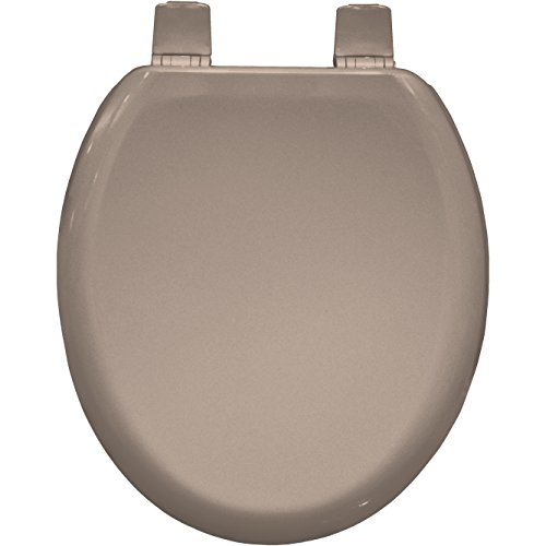 Bemis Chicago Stay Tight Toilet Seats Soft Cream