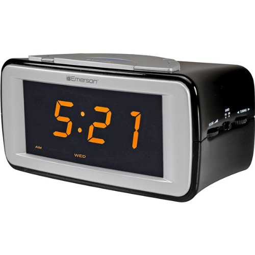 best price smartset dual alarm am fm clock radio with sureal on sale bass guitars. Black Bedroom Furniture Sets. Home Design Ideas