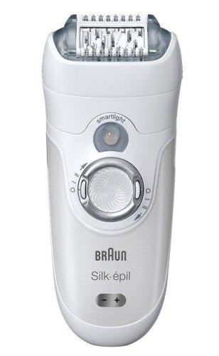 Braun Silk-épil Xpressive Pro 7681 Rechargeable Wet & Dry Epilator